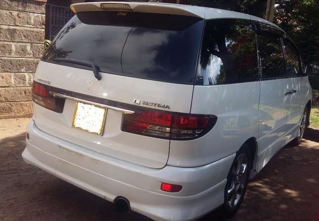 QUICK SALE: Toyota Estima Turbo Lavington - image 2