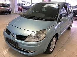 2008 Renault Scenic Ii Dynamic 2.0 A/t