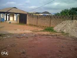 A plot of land at olurin Estate Ojuore