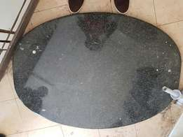 Marble table 2800/- small 3000/- large