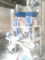 sifted maize milling plant.Altomatic system.