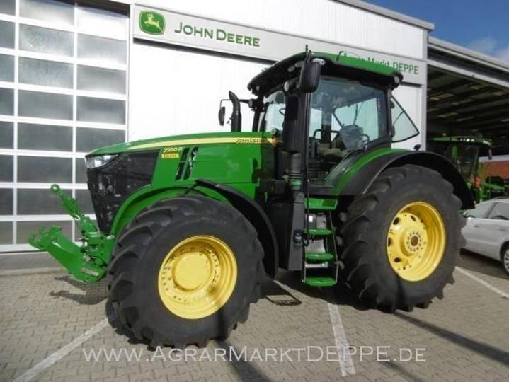 John Deere 7250r - 2016