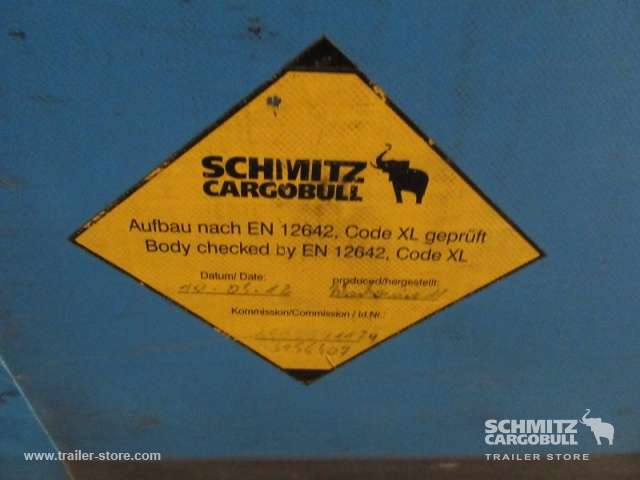 Schmitz Cargobull Semiremolque Lona Standard - 2012 - image 13