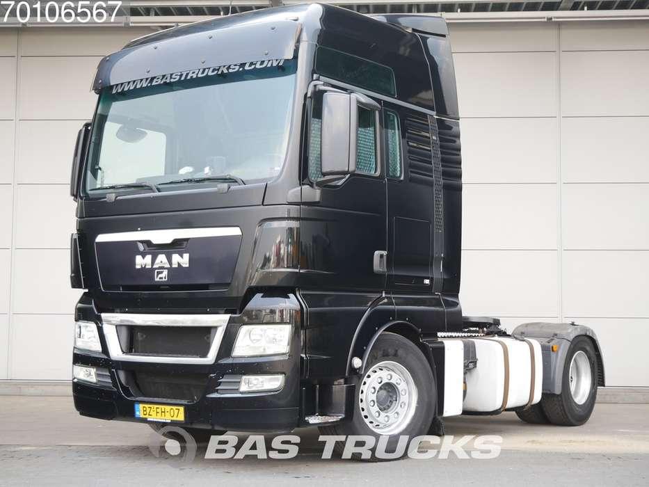 MAN TGX 18.480 XXL 4X2 Euro 5 NL-Truck - 2011