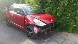 Citroen Pluriel stripping for spares