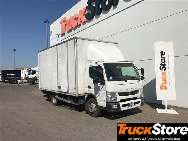 Mitsubishi CANTER Curtainsider - 2015