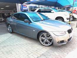 BMW 3 Series Coupe 335i Coupe A/T (E92)
