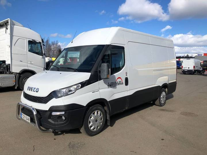 Iveco Daily 35s15 12m3 - 2015