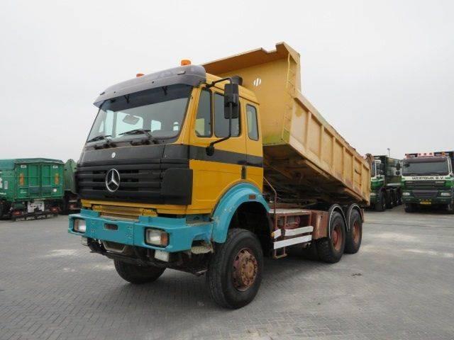 Mercedes-Benz 2638 Ak 6x6 Tipper / Tractor - 1996