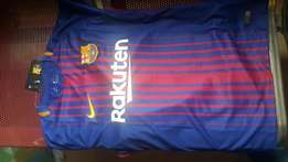 2017/2018 Barcelona Jersey for give away (new)
