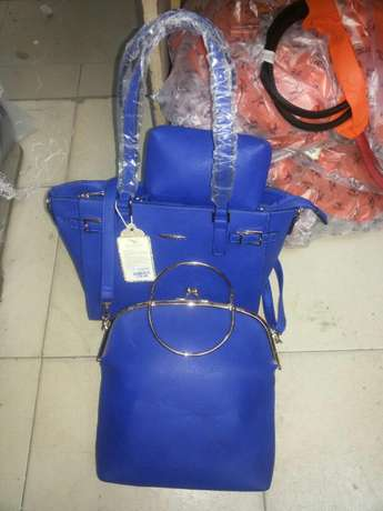 Leather handbags Ngata - image 7