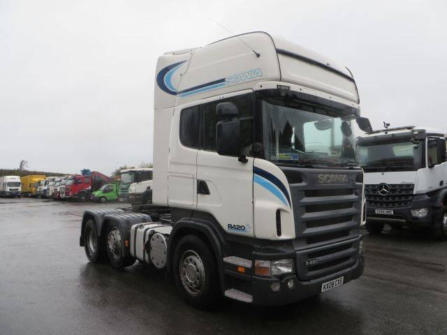 Scania R 420 - 2008