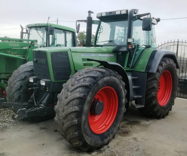 Tractor Fendt Favorit 824 Turboshift