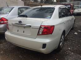 Subaru Impreza Anesis 2010 Model fully loaded buy and drive