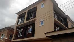 Two bedroom flat at Oworo