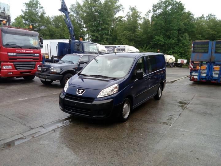 Peugeot EXPERT LICHTE VRACHT - 2009