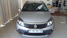 2012 Renault Sandero 1.6 Stepway For Only R109 950
