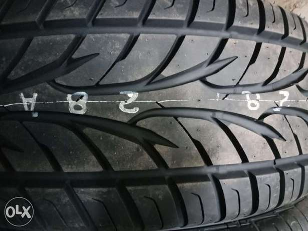 265/60R18 brand new Achilles tyres made in Thailand tubeless. Nairobi CBD - image 2