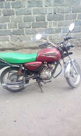 Bajaj Boxer 100cc in good condition Nakuru East - image 3