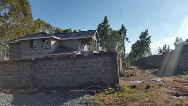 1/4 acre or 100 by 100 plot in Kikuyu Gikambura at 4.8m negotiable. Kabete - image 2