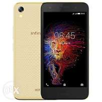 Hot 5 Lite 5.5-Inch HD (1GB, 16GB, Android 7, 8MP) Gold