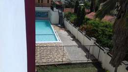 ID (1671) ELEGANTLY built 3 bdrm apartmnt with pool,lift and gym nyali