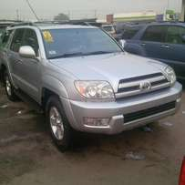 First Grade Toyota 4Runner, 2005 Model, Perfect Condition
