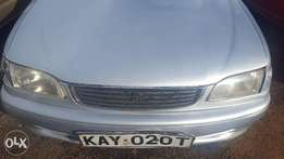 Clean Toyota 110 KAY accident free on quick sale for 335k