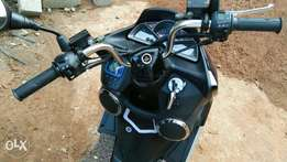 Smax scooter