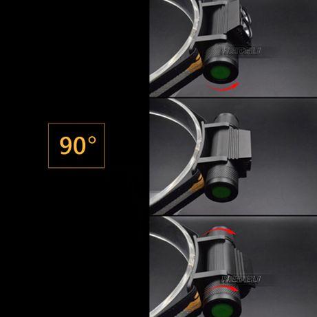 Налобный фонарь BORUiT D 25 1000LM XM-L2 Оригинал! Новинка!! Борислав - изображение 5