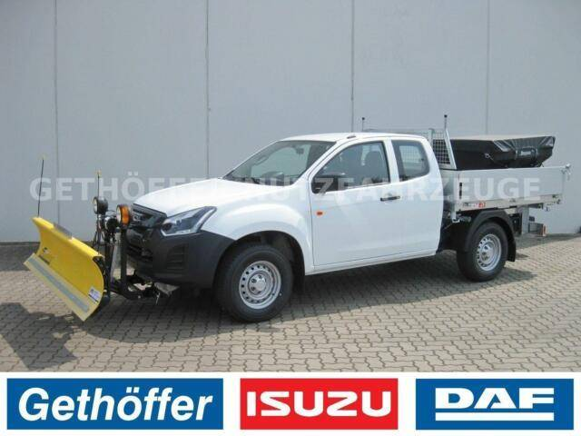 Isuzu D Max Space Cab Basic AT E6 Kipper+Winterdienst