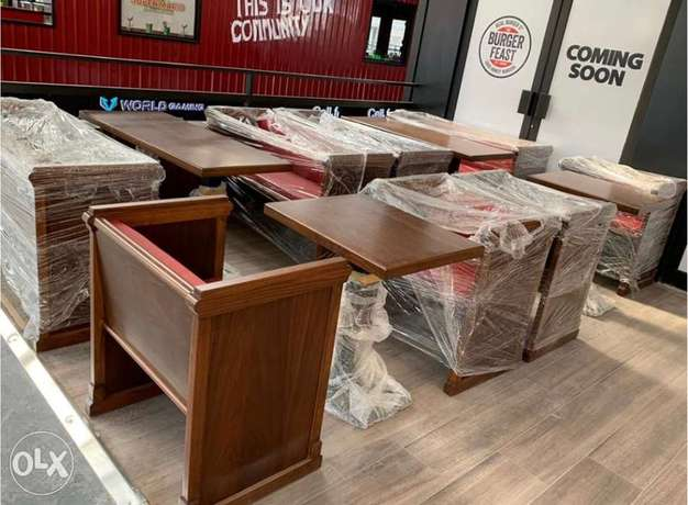Restaurant Tables and Chairs