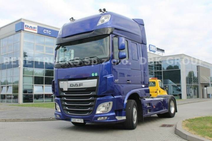 DAF XF 460 FT 2016 SUPER SPACE CAB SKYLIGHT - 2016