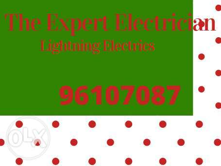 Contact us for any electric issue when you face any time in your home,