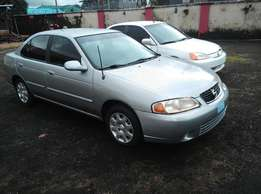 Foreign Used Nissan Santra - 2006 For Sale