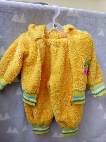 Костюм теплий м який жовтий 80р.  200 грн. - Одяг для новонароджених ... 20311a32e02c7