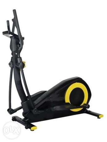 Electric Semi Commercial Cross Trainer