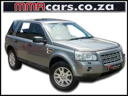 2008 LAND ROVER FREELANDER 2.2 SD4 SE auto R159,890.00