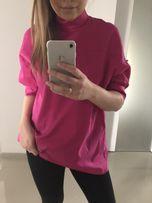 ab5315ba3bb85 Zara koszula bluzka neon fuksja 34