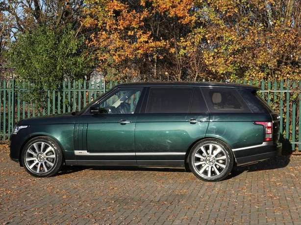 2015 Range Rover Vogue 4.4 diesel *Long wheel base *Rear screens &more Nairobi West - image 4