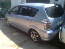 2007 Toyota verso 1.6 for sale