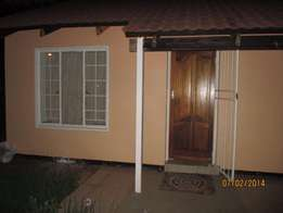 Renovated house in Mafikeng to rent.