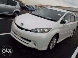 TOYOTA WISH S package 1.8