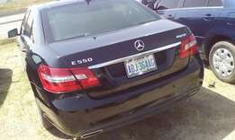 Mercedes Benz E550 for sale