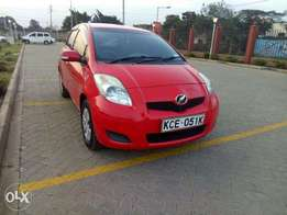 Toyota vitz(trade in accepted)