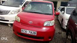 Toyota porte 2008 very clean slightly used locally ,Quick sale!!