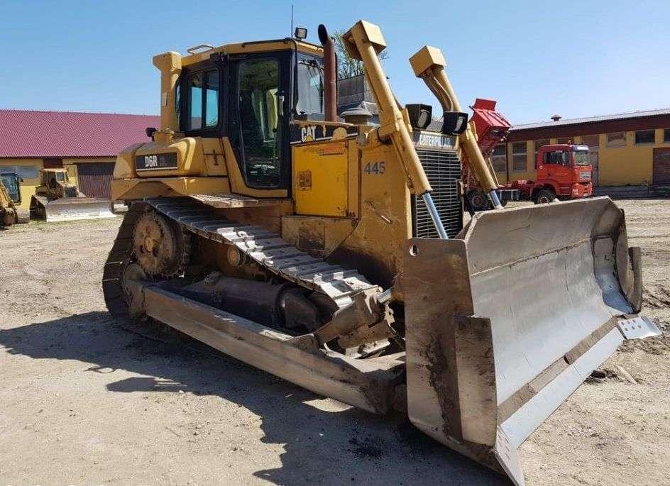 Caterpillar CAT D6R XL - 1998 for sale | Tradus