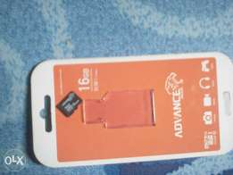 Original advance 16gb memory card for sale