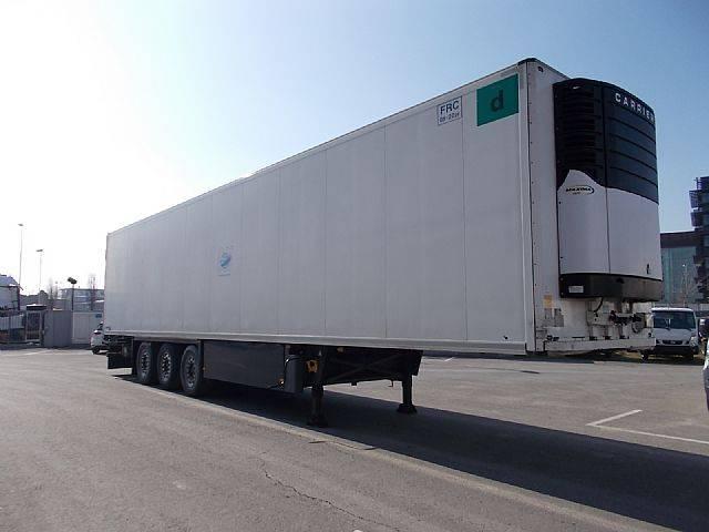 Schmitz Cargobull SCB S3B 260 M 9 A 01 - 2011