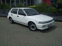 Toyota - Conquest 130 Tazz for sale